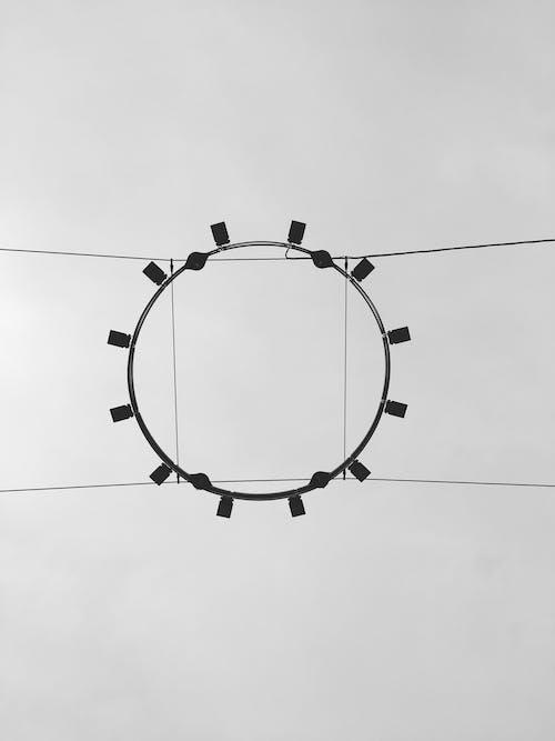 Základová fotografie zdarma na téma čára, denní, denní světlo, dráty