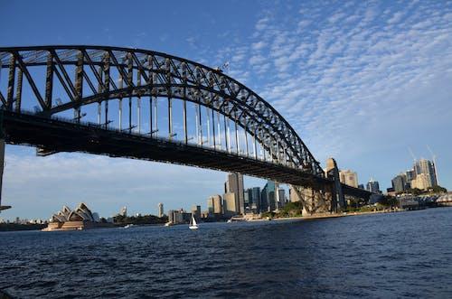 Free stock photo of opera house, sydney, Sydney Harbour Bridge