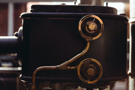Free stock photo of old, machine, valve
