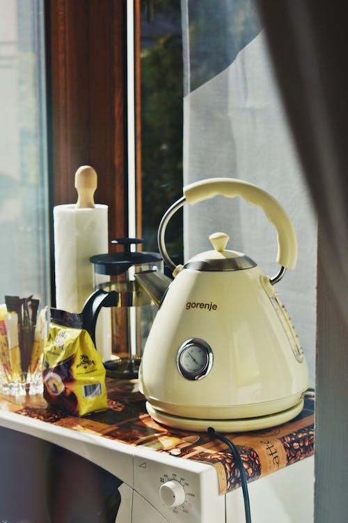 Imagine de stoc gratuită din aparat de bucătărie, băutură, bucătărie, cafea