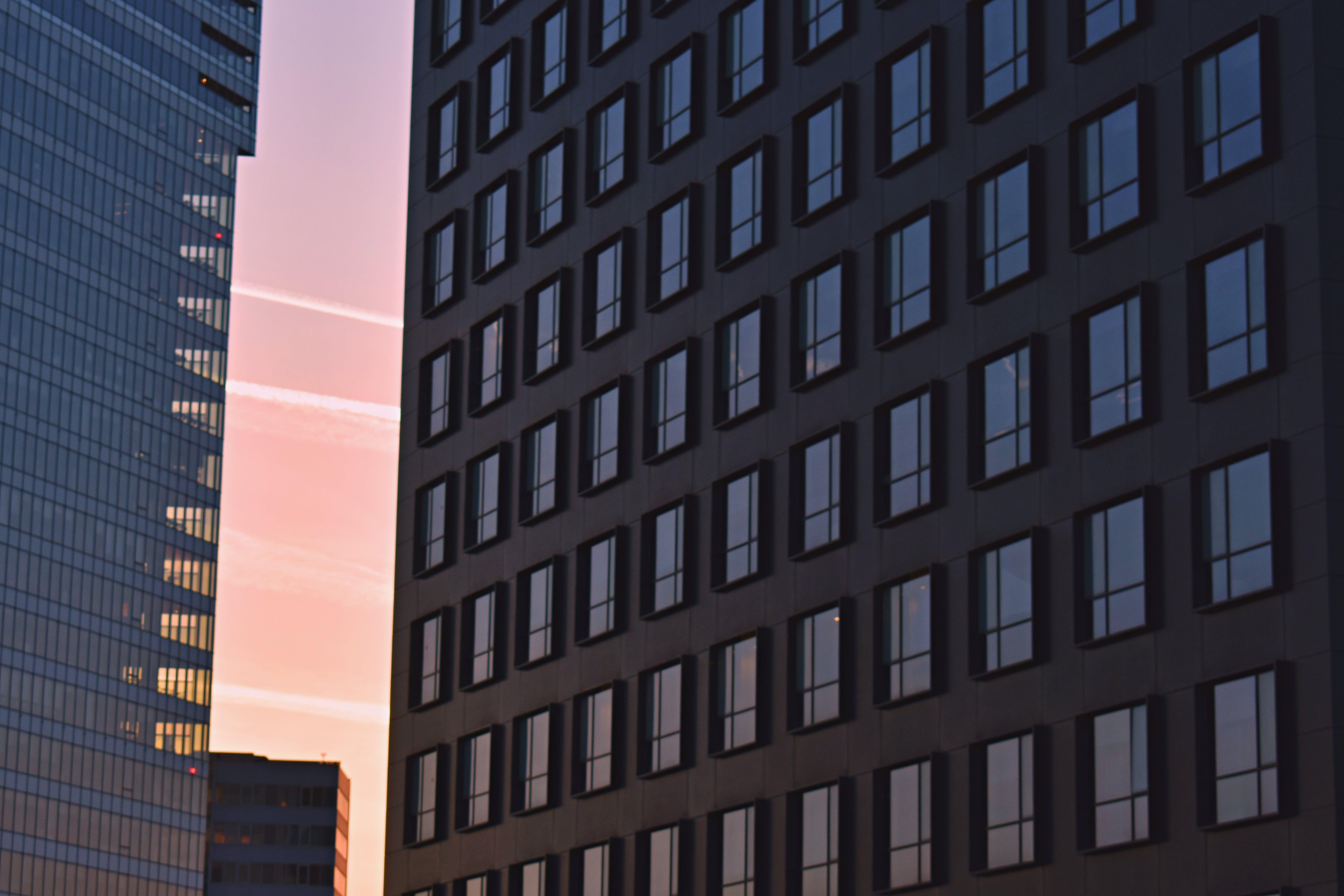 Kostenloses Stock Foto zu architektur, architekturdesign, büro, business