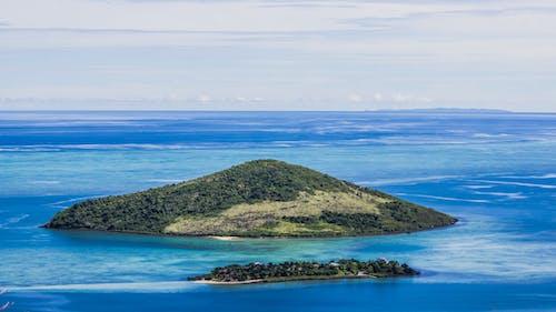 Free stock photo of aerial view, beach, Blue ocean, deep sea