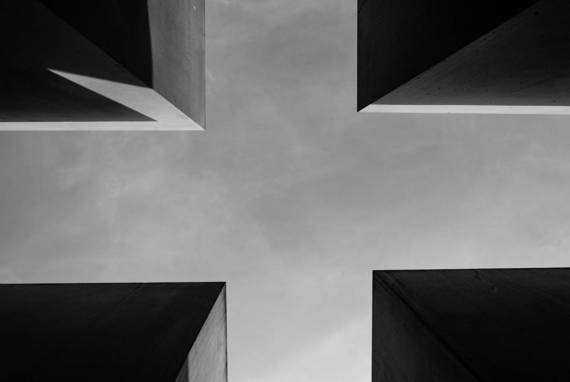 Close-up Photography of Gray Concrete Building