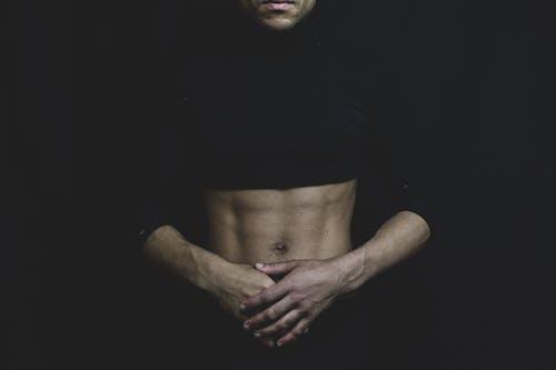 검은색 배경, 남성, 남성 모델, 남자의 무료 스톡 사진