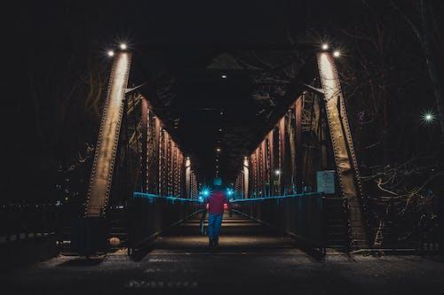 Darmowe zdjęcie z galerii z architektura, asfalt, ciemny, droga