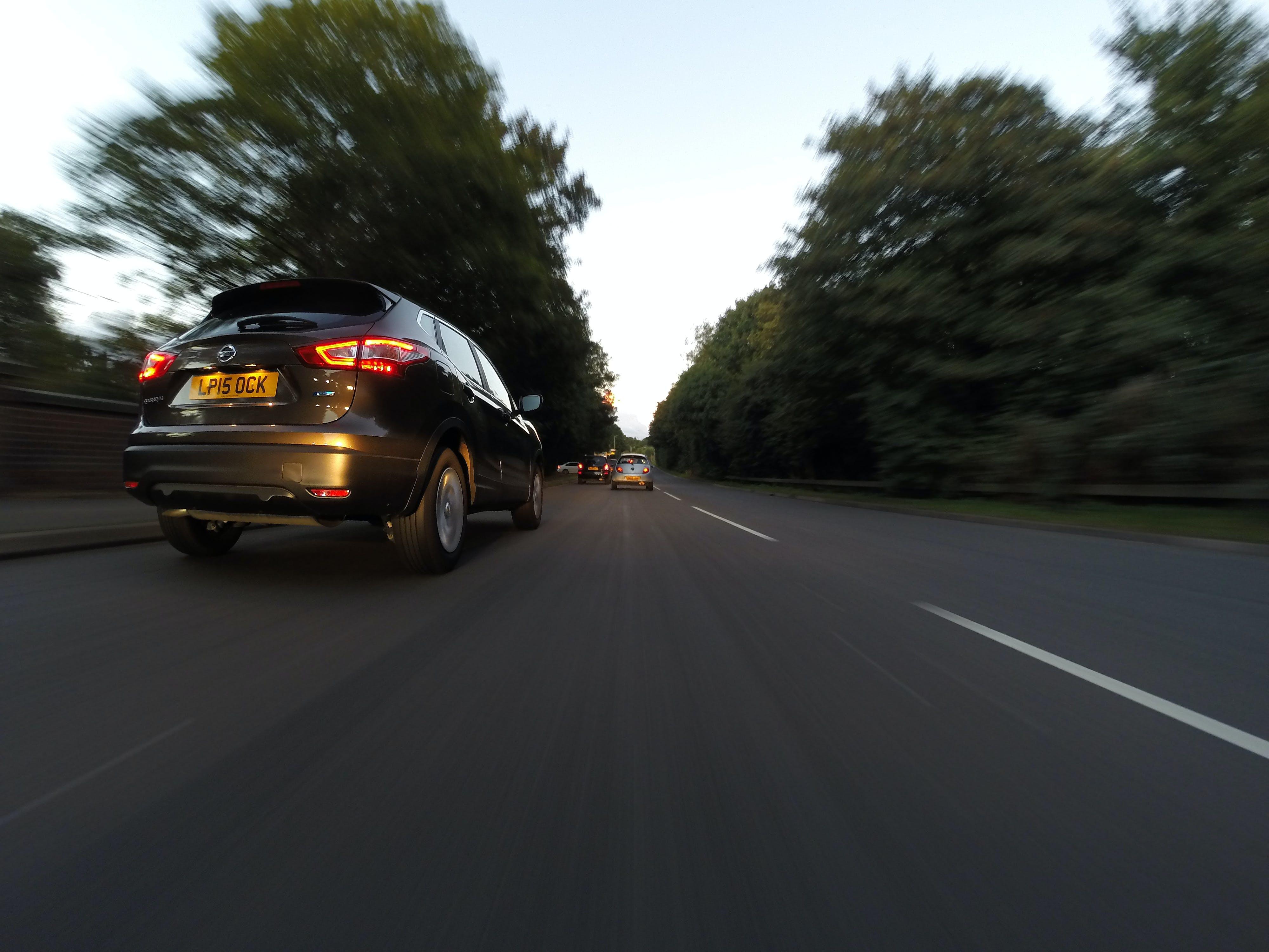 asphalt, automotive, cars