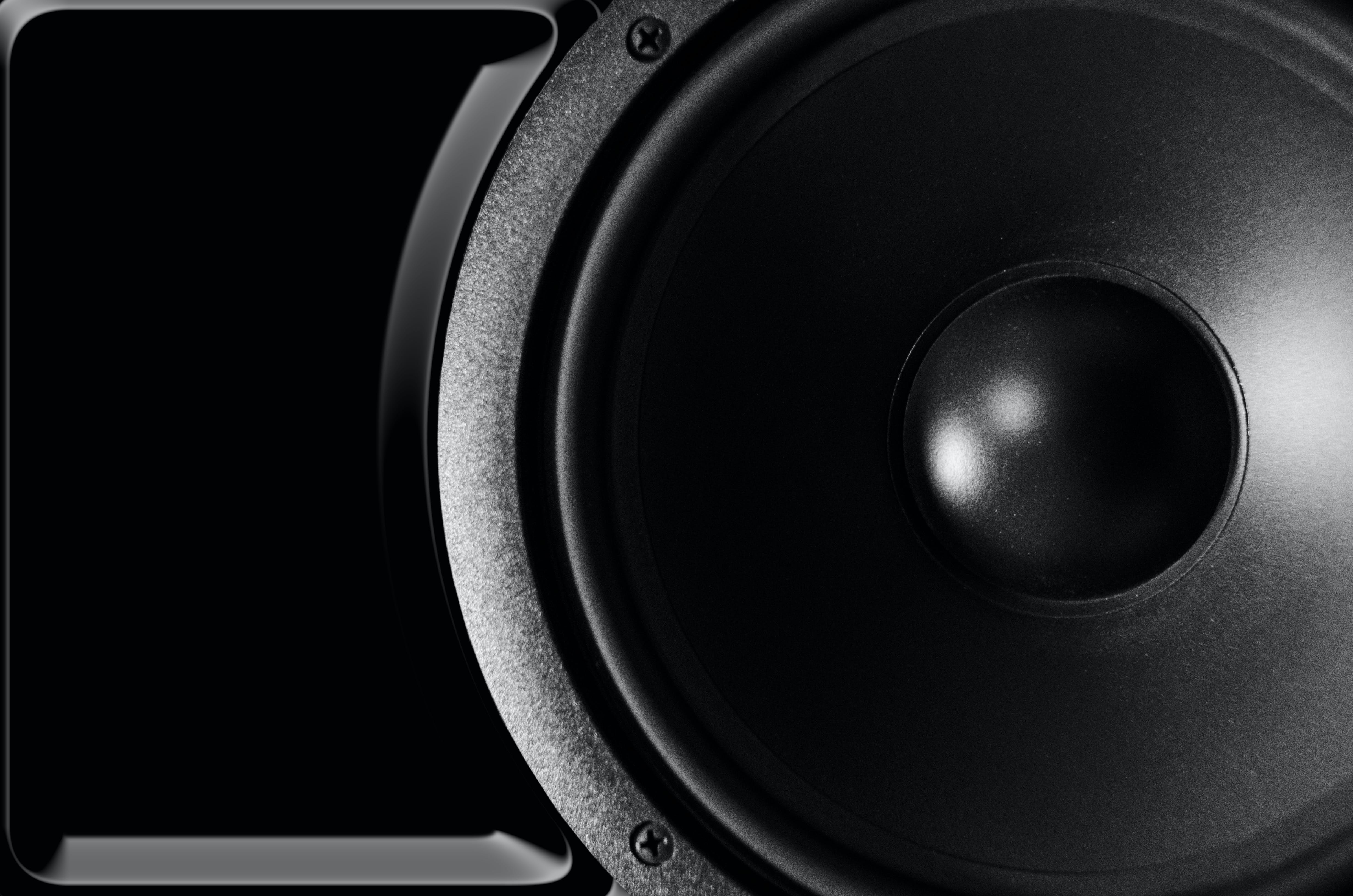 Free stock photo of musical speaker, sound