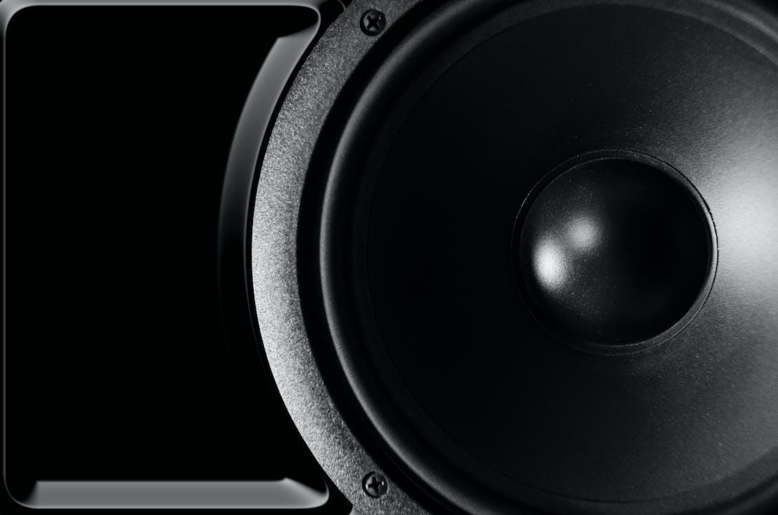 Free stock photo of musical speaker, sound