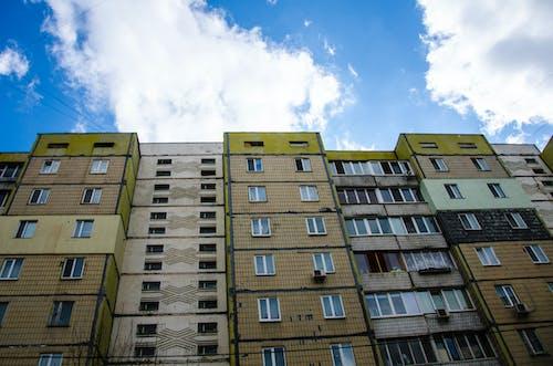 Gratis lagerfoto af bygning, gammel bygning, højhus