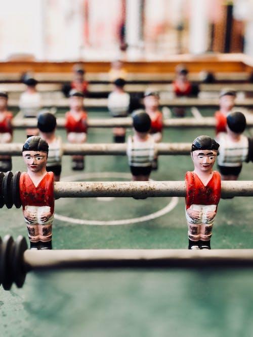 Free stock photo of football game, fun, vintage