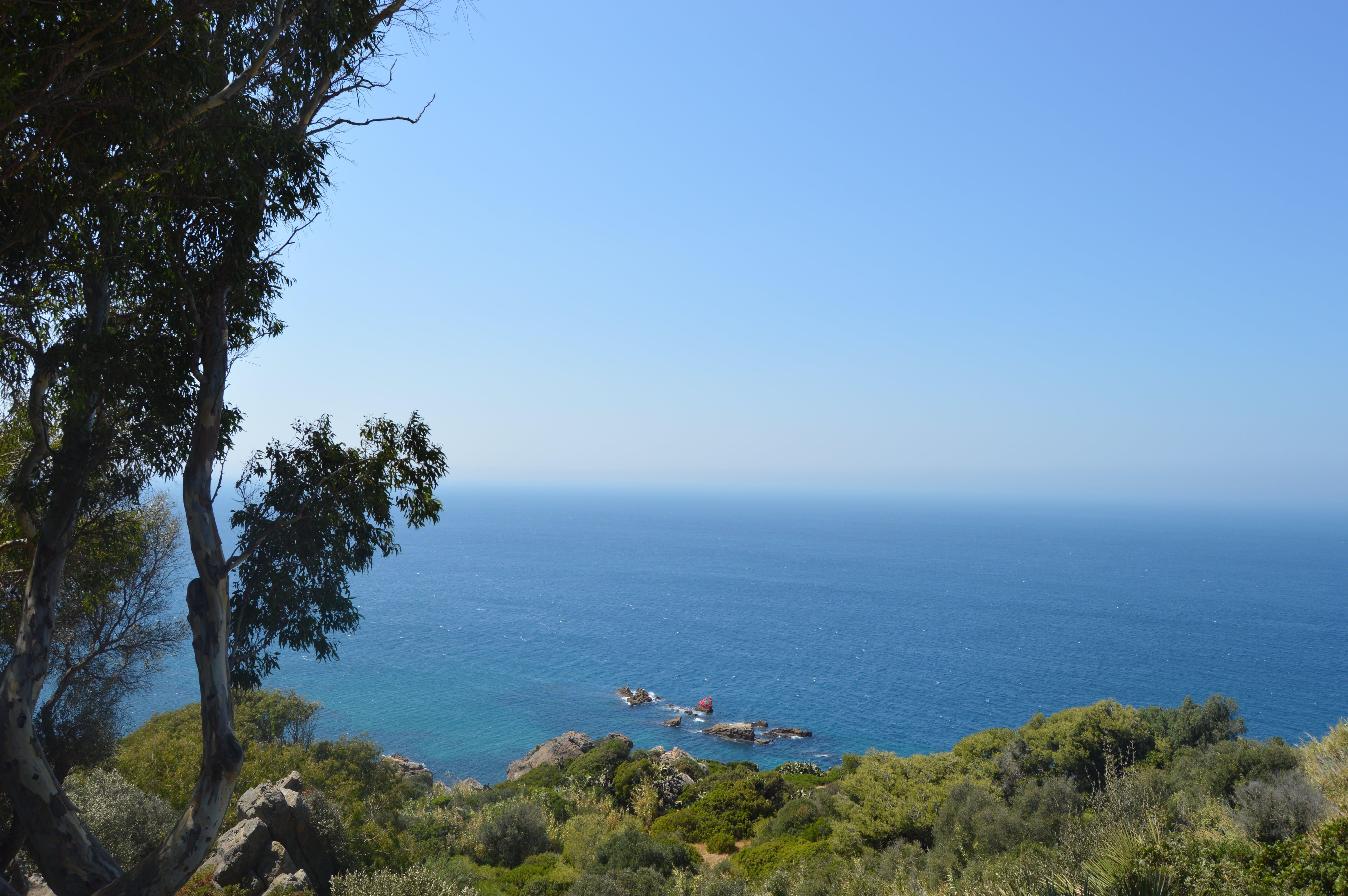 Free stock photo of coast, coast line, deep sea, morocco