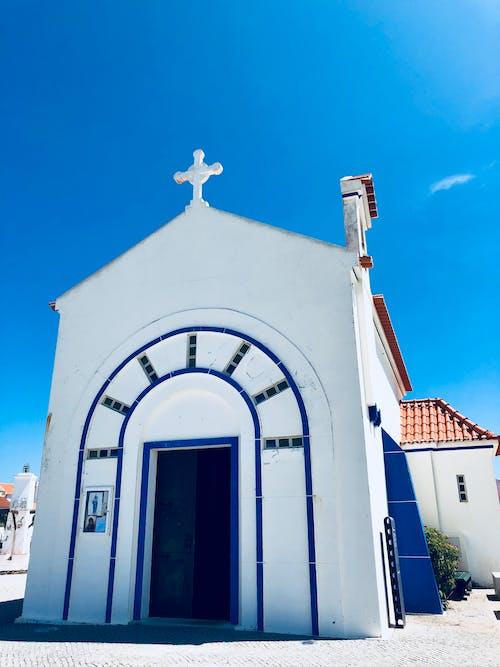 入口, 宗教, 建築外觀, 建築物正面 的 免费素材照片