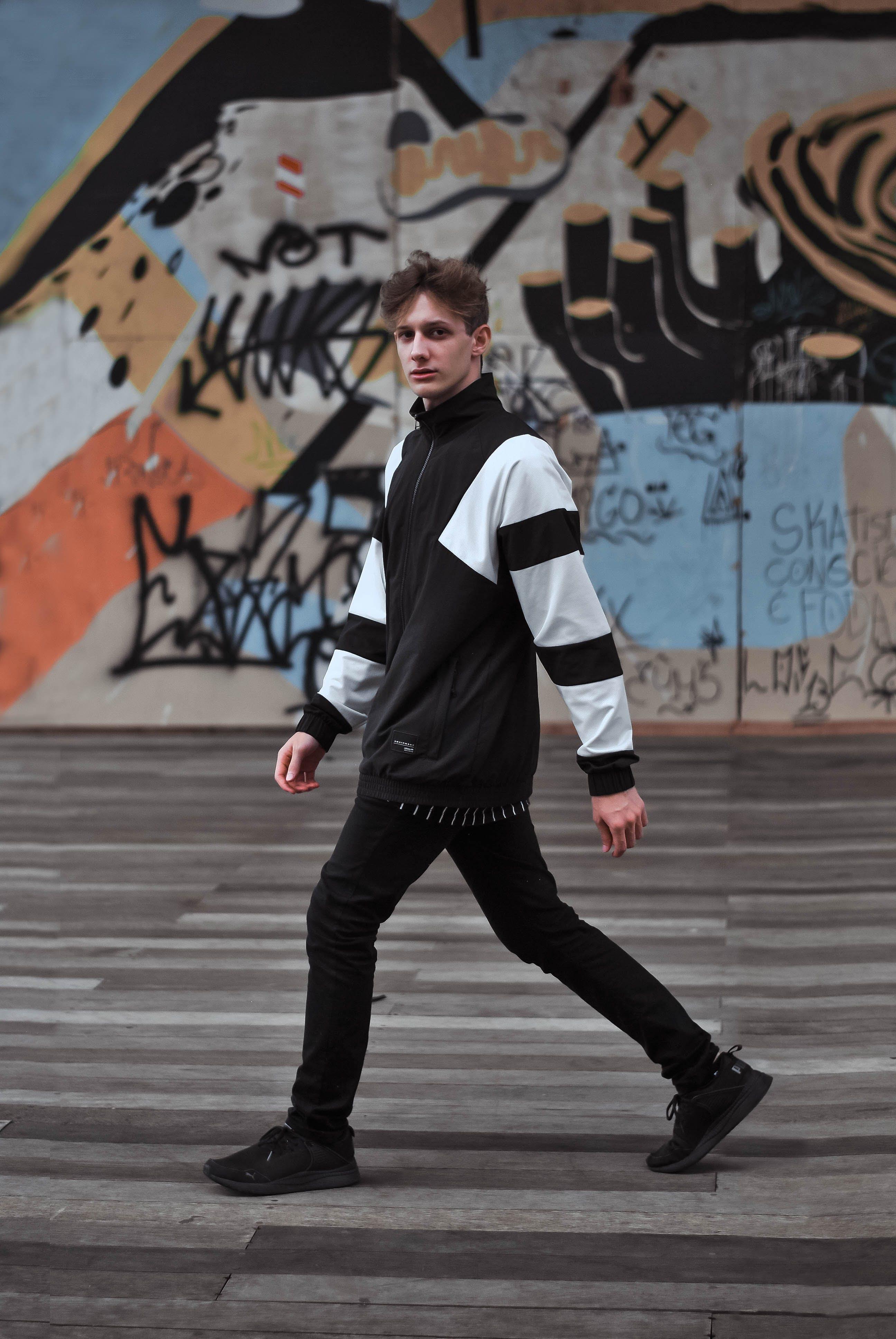 Free stock photo of fashion photography, male model
