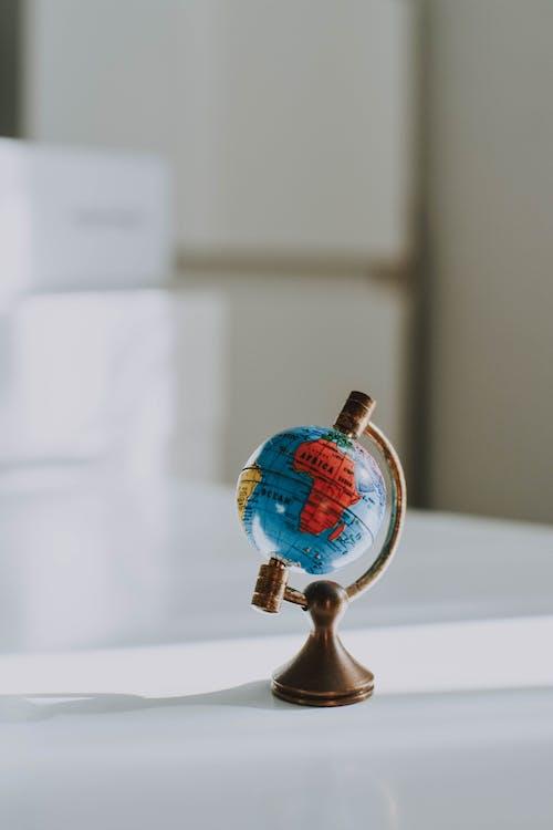 Mini Globe Figure
