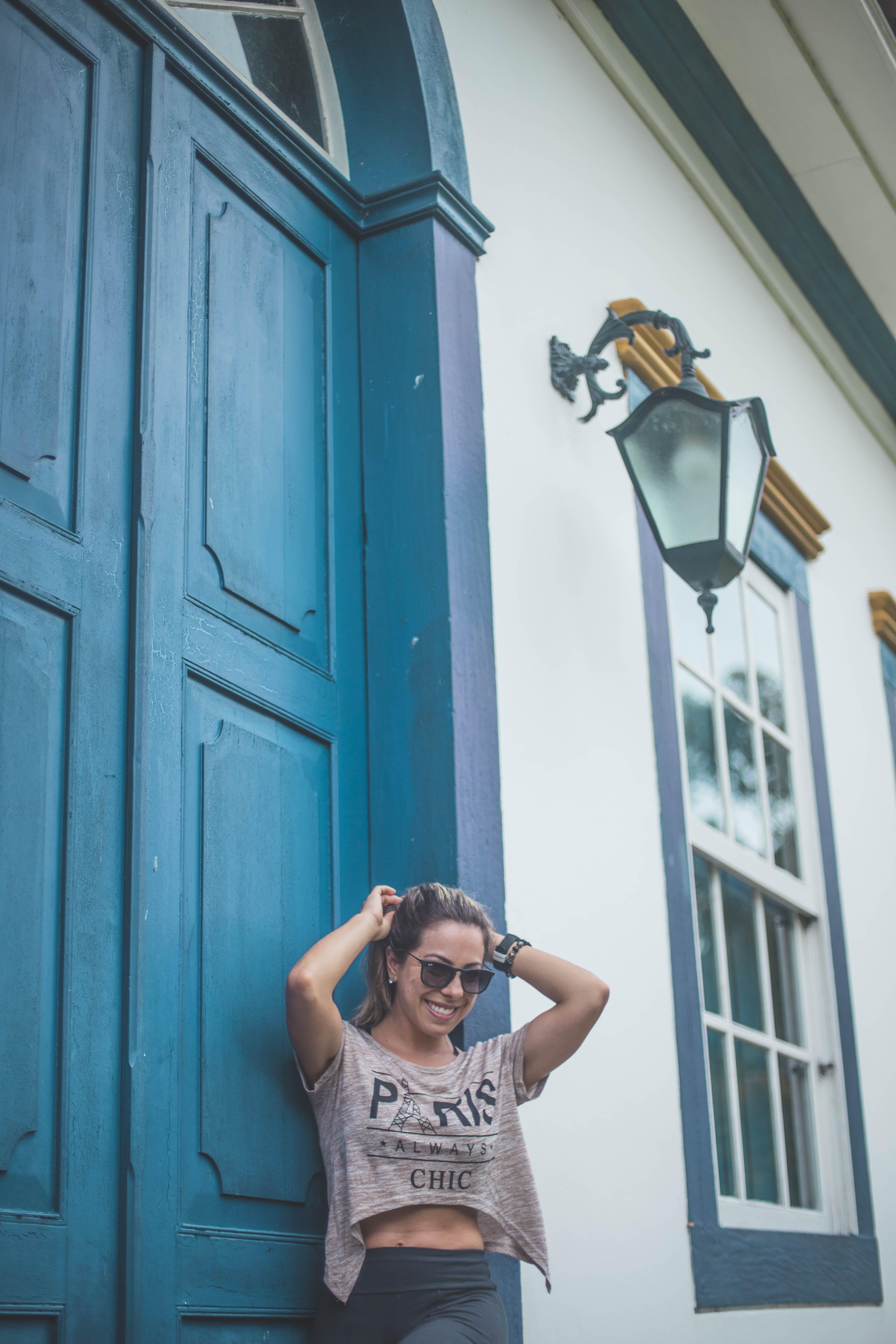 原本, 墨鏡, 外觀, 女人 的 免費圖庫相片