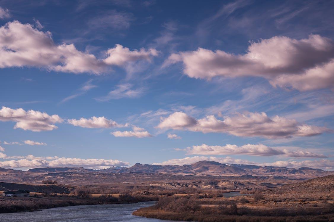 denné svetlo, fotografia prírody, hory