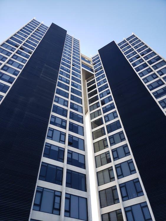 architektura, budova, exteriér budovy