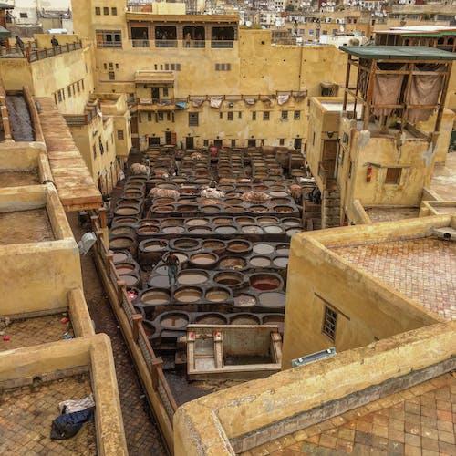 摩洛哥, 皮革, 菲斯 的 免费素材照片