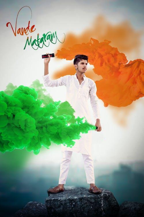 インドの祭りの無料の写真素材