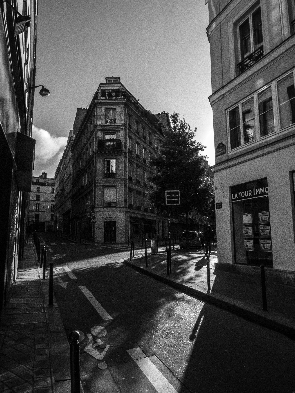 Gratis stockfoto met frankrijk, gebouw, grijs, gris