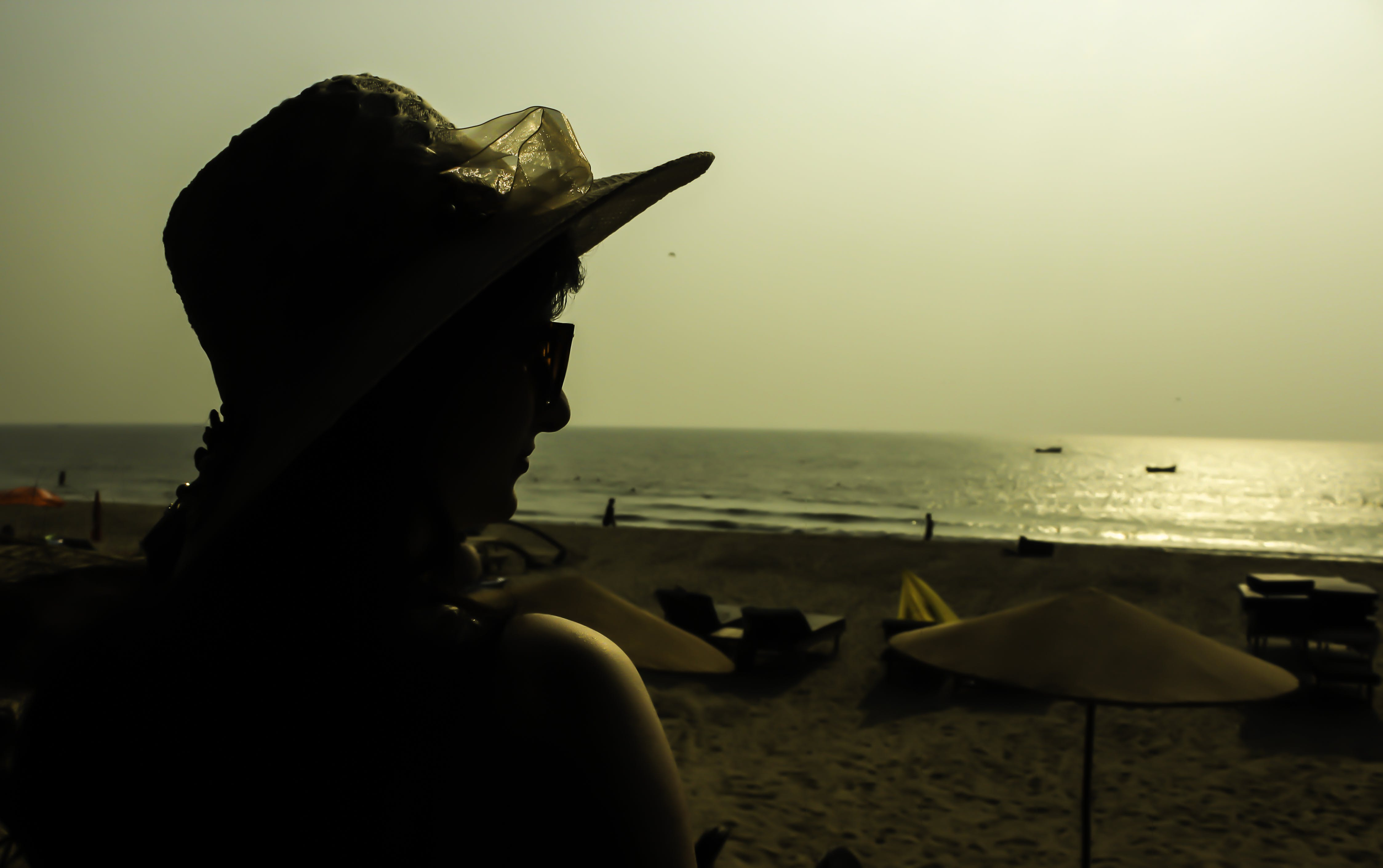 Free stock photo of beach, beach huts, seaside