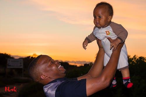 Free stock photo of baby photography, black man, Black Man Reading, Black Man Studying