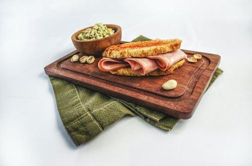 Бесплатное стоковое фото с бутерброды, вкусный, еда, хлеб