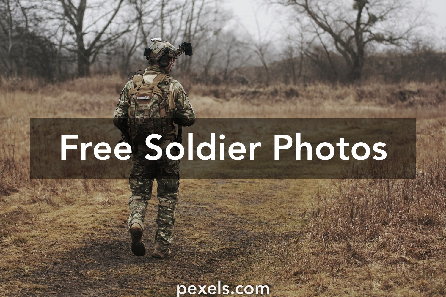 100+ Great Soldier Photos · Pexels · Free Stock Photos