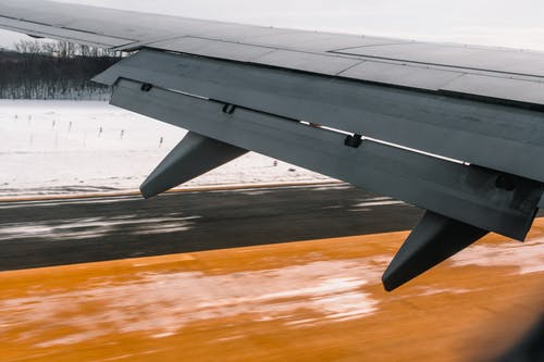 Photo of Aircraft Wing