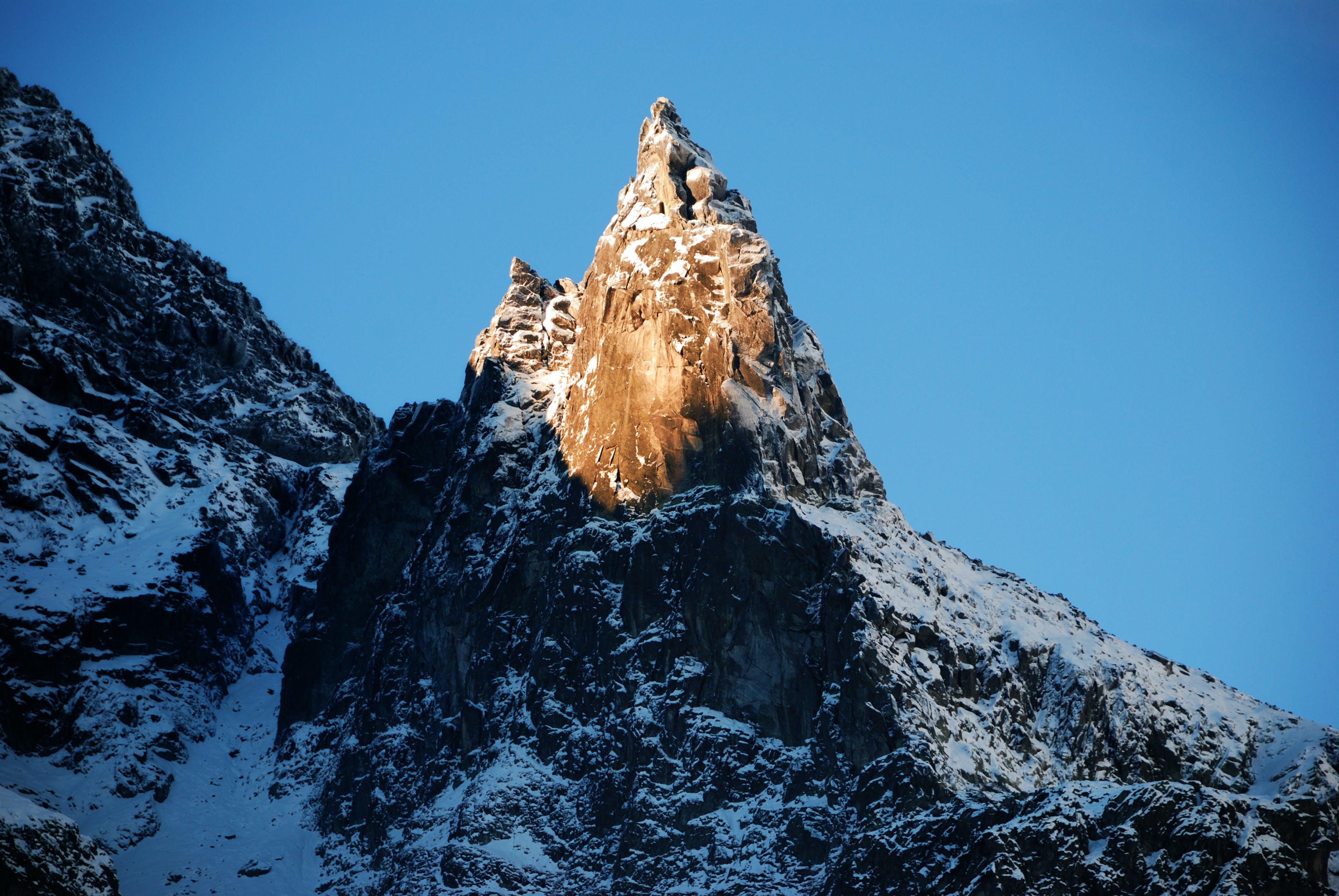 Δωρεάν στοκ φωτογραφιών με mnich, βουνό, γραφικός, κρύο