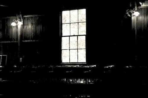 Free stock photo of barn, dark, darkness