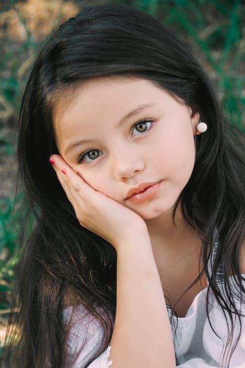 Darmowe zdjęcie z galerii z dziecko, dziewczyna, model, modelo