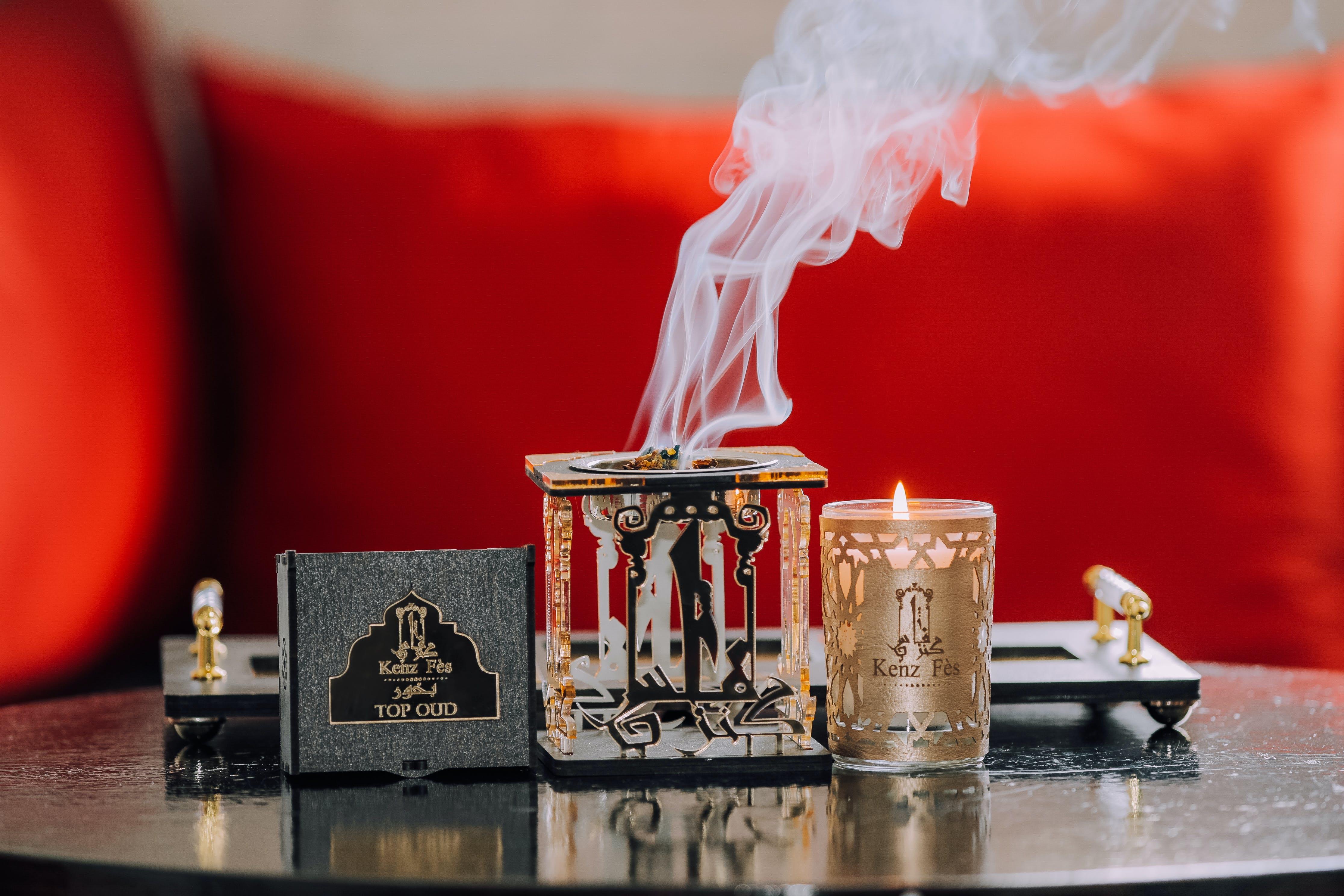 Free stock photo of Bakhor, morocco, oud, perfume