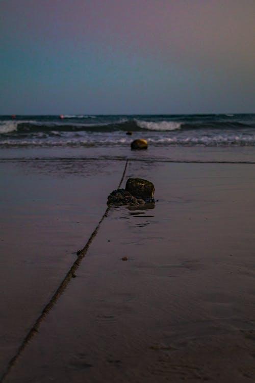 Ingyenes stockfotó fókusz, hullámok, hullámtörés, kék óceán témában