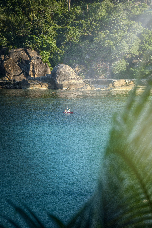 カヤック, タイ, トロピカル, 海の無料の写真素材