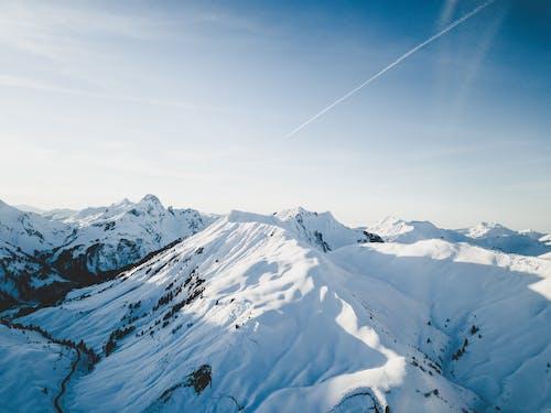 Kostenloses Stock Foto zu berg, gefroren, gletscher, hoch