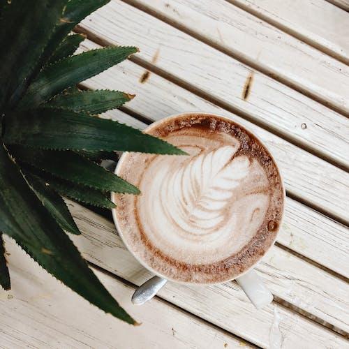 Gratis lagerfoto af årgang, kaffe, regn