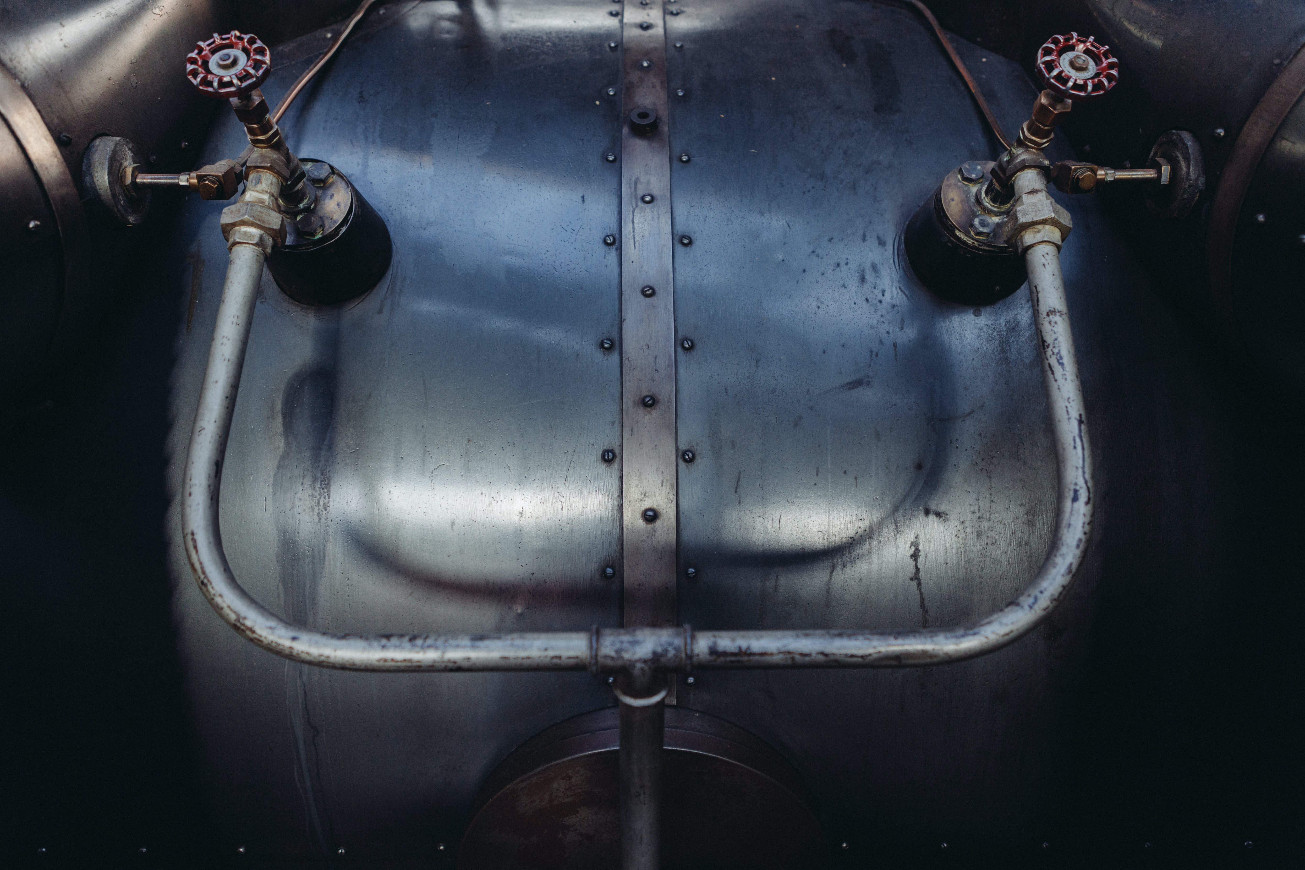 Free stock photo of industry, old, valves