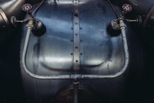 Kostenloses Stock Foto zu industrie, alt, ventile