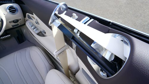 Fotos de stock gratuitas de asiento, automotor, automóvil, cinturón de seguridad