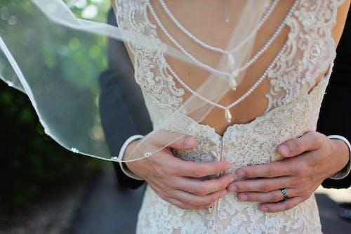 Immagine gratuita di abito da sposa, amore, bellissimo, cerimonia