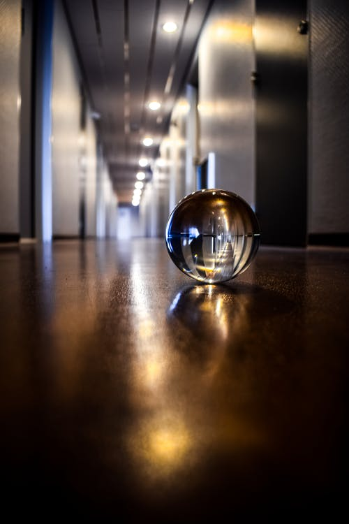 Free stock photo of ball, building, crystal ball