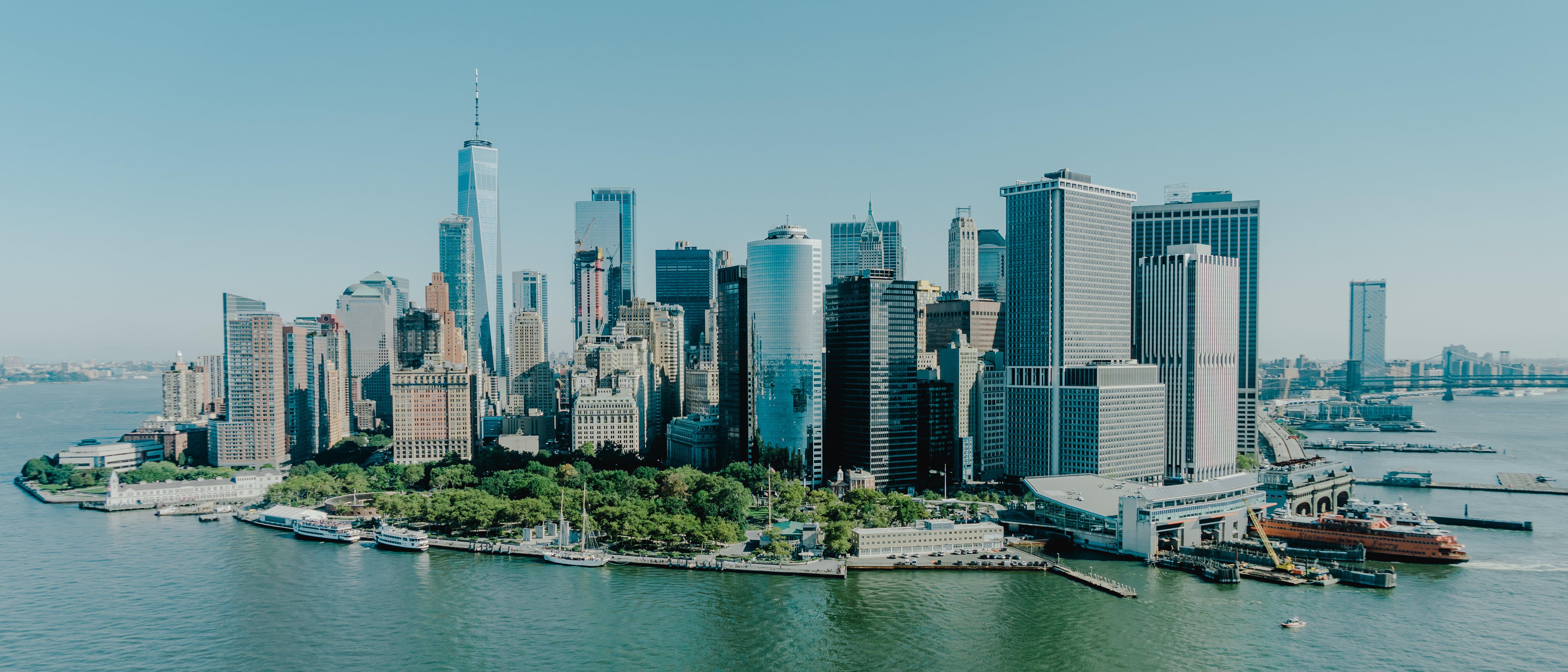 Free stock photo of cityscape, new york city, one world trade center, skyline