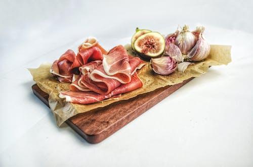 Gratis arkivbilde med bacon, fedd, frukt, gourmet