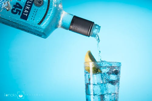 Free stock photo of alcohol, productphotography, studiophoto
