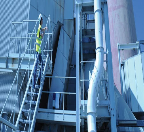 Free stock photo of Flue gas treatment