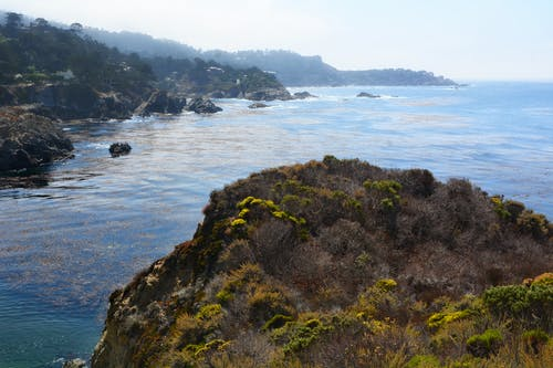 Free stock photo of big sur, Carmel, China Cove, cove
