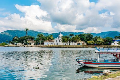 Foto d'estoc gratuïta de basílica, bellesa a la natura, prop del mar