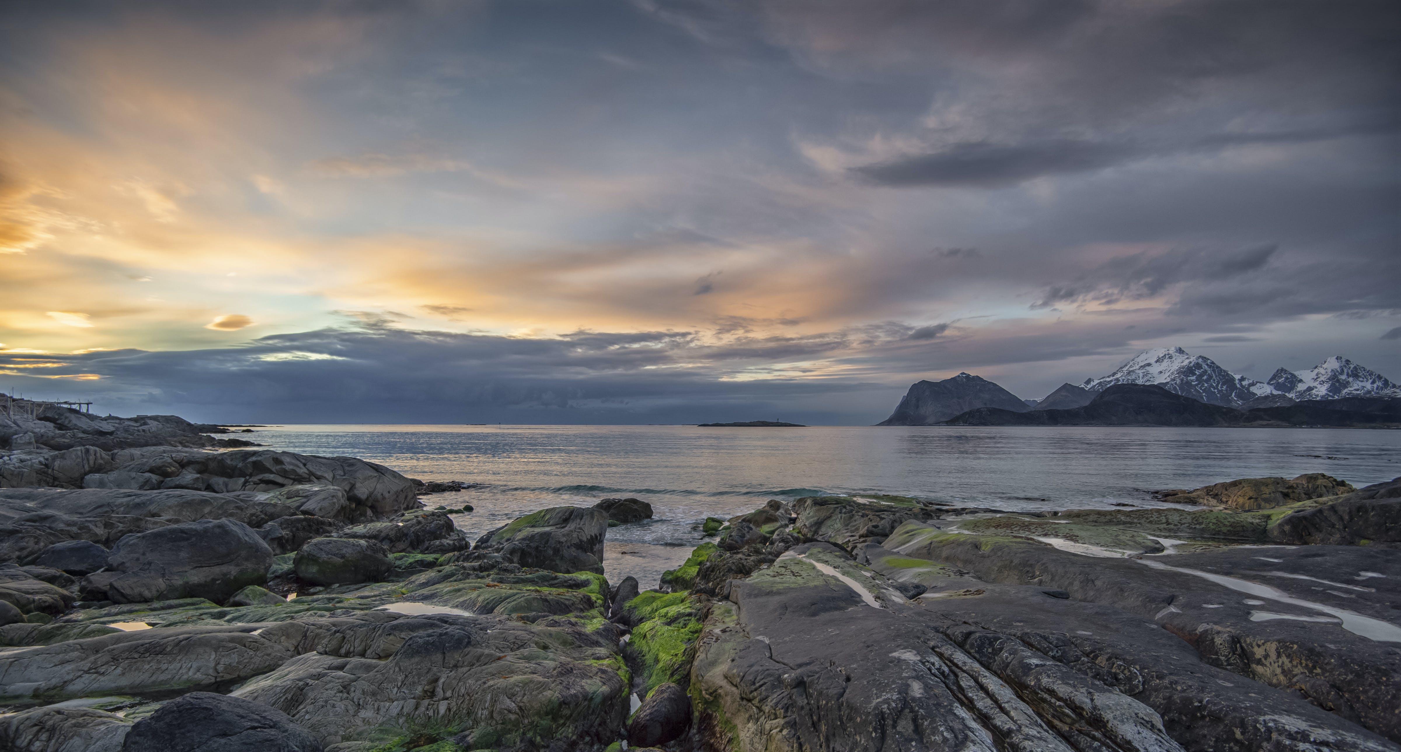 Free stock photo of arctic circle, arctic landscape, background, beautiful