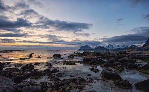 Free stock photo of arctic circle, arctic landscape, background